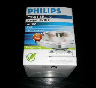 Philips Masterline QR111 G53 Energy Saver    12V / 45° / 60W