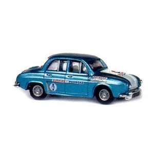 513085 Norev Renault Dauphine Butagaz 187  Spielzeug