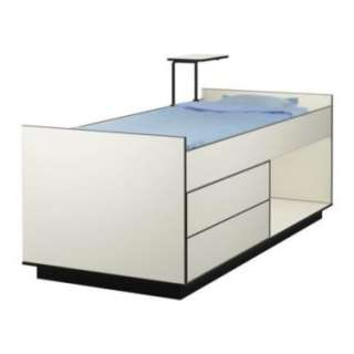ikea bett kura spielbett halbhohes bett mit haba deko wundersch n. Black Bedroom Furniture Sets. Home Design Ideas