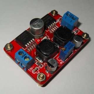 DC DC Adjustable boost buck regulator Power supply C28
