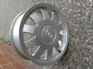 5x Original Audi A4 A6 PASSAT 15 Zoll Alufelgen Felgen in Berlin