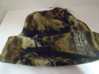 Watchcap w/ cuff, single layer, lightweight, Mossy Oak camo LFW200