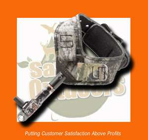 Scott Sabertooth Mossy Oak Camo Buckle Release FREEship