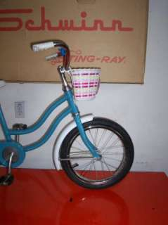SCHWINN STINGRAY PIXIE VINTAGE MUSCLE BICYCLE FOR LIL GIRLS NICE AND