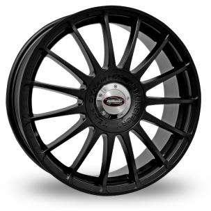 4x 15 Team Dynamics Monza R Black Alloy Wheels + Free Fitting Kit