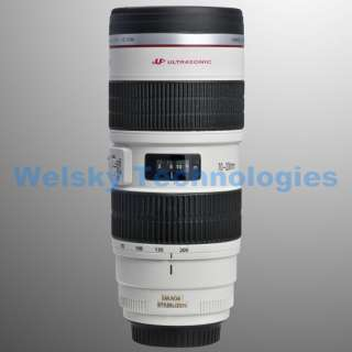 Camera Lens Mug EF 70 200MM F/2.8L IS USM Thermos Cup for Canon