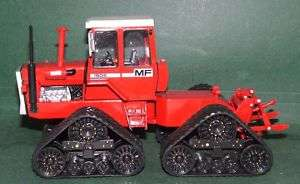 BRITAINS MF MASSEY FERGUSON 1505 TRACTOR QUAD TRACKS