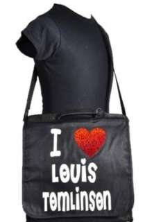 LOVE LOUIS TOMLINSON SCHOOL/COLLEGE MESSENGER BAG