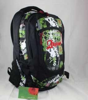 Mens Boys Backpack Rucksack College School Flight Bag