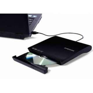 ESTERNO DVD CD RW SAMSUNG SLIM DUAL LAYER LETTORE USB 2.0 BLACK