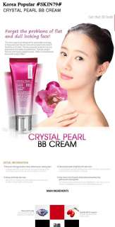 SKIN79] Diamond CRYSTAL PEARL BB CREAM Lighting  3D