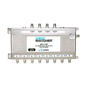 4 X 8 Phase III Compatible Multi Switch: Electronics