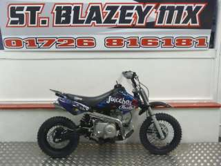 STOMP JUICEBOX 3 50cc PIT BIKE