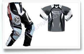 ENSEMBLE MAILLOT PANTALON MOTO CROSS PAINTBALL QUAD *M*