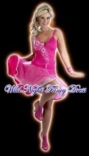 FANCY DRESS ANTON / ERIN LATIN SALSA DRESS MED 10 12
