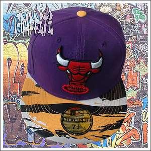 New York ~Chicago Bulls ~Authentic~ SnapBack~ Hip MLB StreetWear