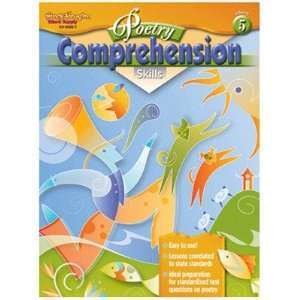 Poetry Comprehension Skills Gr 5: Office Products