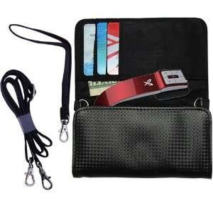 Black Purse Hand Bag Case for the Jaybird Sportsband SB2