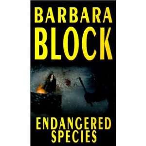 Endangered Species (Kensington Mystery) Barbara Block 9781575666716