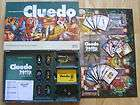 THE CLASSIC DETECTIVE GAME   CLUEDO   PARKER c2003