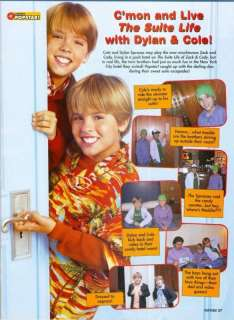 DYLAN & COLE SPROUSE   GREEN DAY   PINUPS   POSTERS
