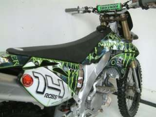 kawasaki kxf 250 450 monster energy graphic kit