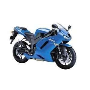 Maisto 1/12 AL 07 Kawasaki Ninja ZX 6R (Assorted Colors