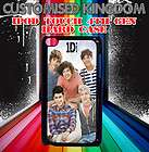 one direction ipod touch 4th gen printed hard case cove