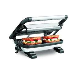 Hamilton Beach Extra Large Indoor Grill with Removable Grids