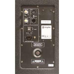 SMWA15 SKYTEC ACTIVE SUBWOOFER SPEAKER BOX 15INCH 600WATT