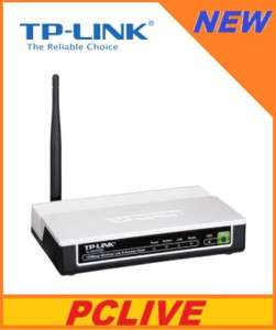 New TP Link TL WA701ND 150Mbps Wireless N Access Point
