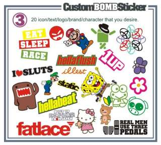 Large Size JDM   USDM   HellaFlush Sticker Bomb Sheet   700 x 1000 mm