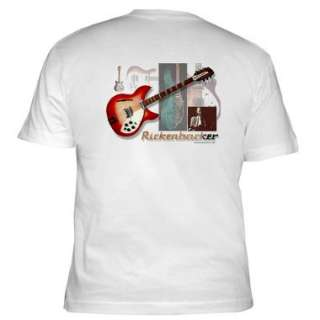 Rickenbacker Gifts, T Shirts, & Clothing  Rickenbacker Merchandise