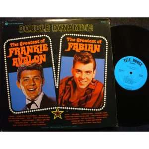 Frankie Avalon / The Greatest of Fabian Fabian Frankie Avalon Music