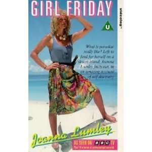 Girl Friday [VHS] Joanna Lumley Movies & TV