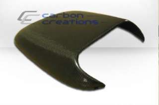 Dimensions Carbon Creations Carbon Fiber Type 4 Hood Scoop   102896