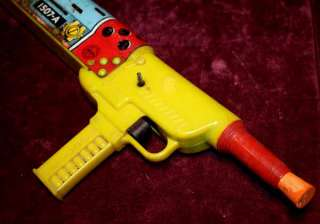 Rare 1952 Marx TOM CORBETT Toy Space Cadet GUN