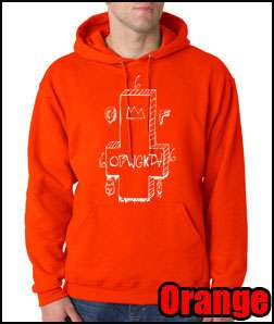 OFWGKTA CROSS Hoodie Sweat Shirt Tyler the Creator Crew Odd Future