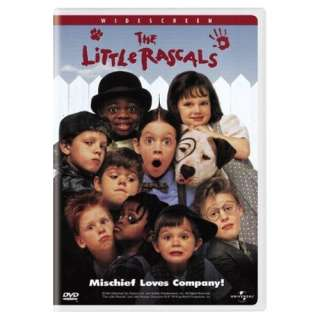 The Little Rascals: Travis Tedford, Kevin Jamal Woods
