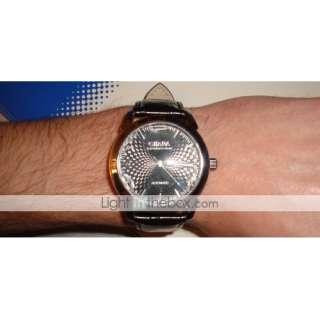 completamente automatico meccanico uomo elegante orologio da polso il