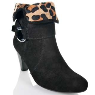 Faux fur and animal prints