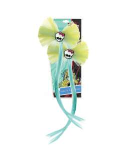 Monster High Lagoona Blue Faux Hair Bobby Pins