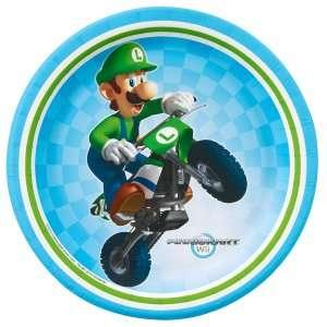 Mario Kart Wii Dessert Plates, 72038
