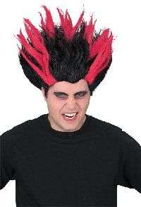On Fire Wig   Family Friendly Costumes