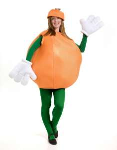 Orange Costume   Family Friendly Costumes