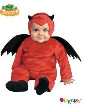 Infant Toddler Baby Angel/Devil Halloween Costumes at Wholesale Prices