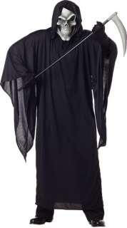 Death reaper mens costume