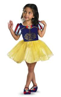 Disney Princess Snow White Ballerina Classic Toddler Costume for