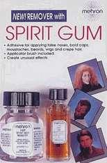 Mehron Spirit Gum /Remover Combo