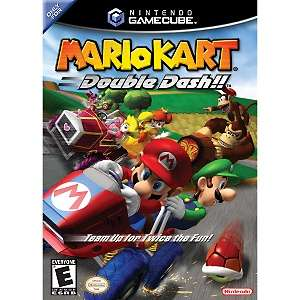 Mario KartDouble Dash (Game Cube)
